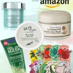 Discover five face masks that actually work to not only relax you but nourish your skin. Best part: you can pick them all up on Amazon for under $25!
