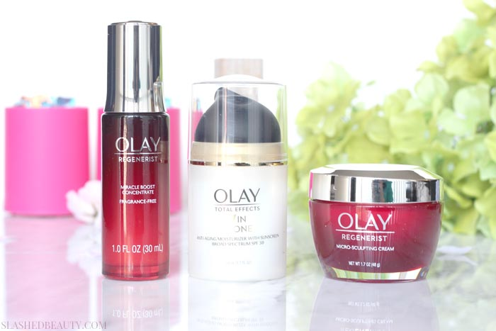662b69928ca I ve always regarded Olay as the best drugstore option for anti-aging skin  care. If you re new to trying out anti-aging products
