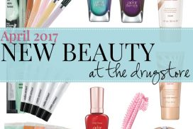 See what new drugstore makeup and beauty launches will be popping up this April and May. Get the scoop on new lines from Rimmel, Hard Candy and more.