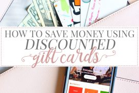 Find out how to buy discounted gift cards to save money while shopping at your favorite stores using the Raise app.