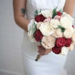 See what we got done during our third and fourth months of wedding planning. Check out our bridal bouquets and bridesmaids dresses!