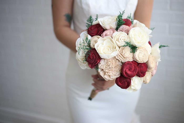 See what my wedding planning progress has been during the third and fourth months, including choosing wedding bouquets, bridesmaids dresses, and bachelorette party!   Slashed Beauty