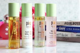Find out which Pixi face mists are for you, and how to do the latest trend in skin care: multi-misting. This method is great for layering in spring!