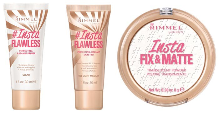 Get the scoop on all the new drugstore makeup and beauty releases for spring! See what's hitting shelves this April & May, including the Rimmel Insta line. | Slashed Beauty