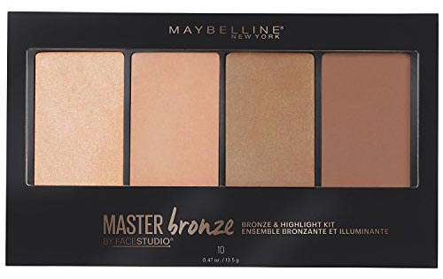 Check out all of the best new drugstore makeup and beauty products that have launched in June 2017 for summer, like the Maybelline FaceStudio Master Bronze Kit. | Slashed Beauty