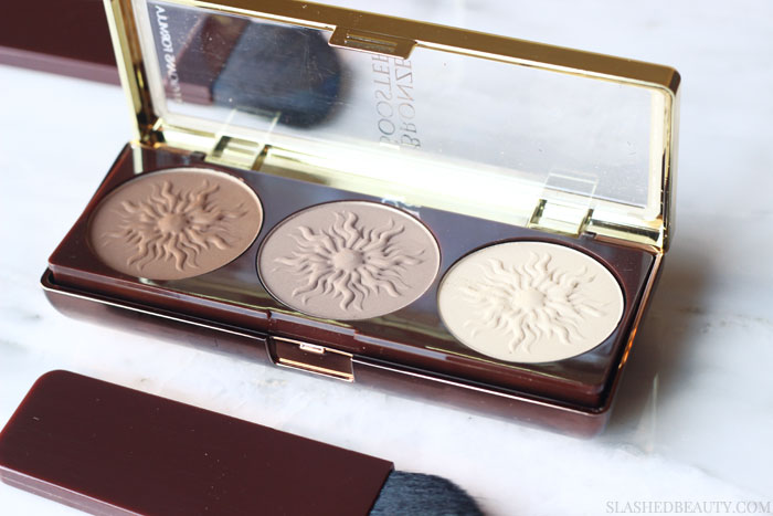 The Physicians Formula Bronze Booster palettes are up there with the best highlight & contour products at the drugstore. See swatches plus the full look I put together using them both.