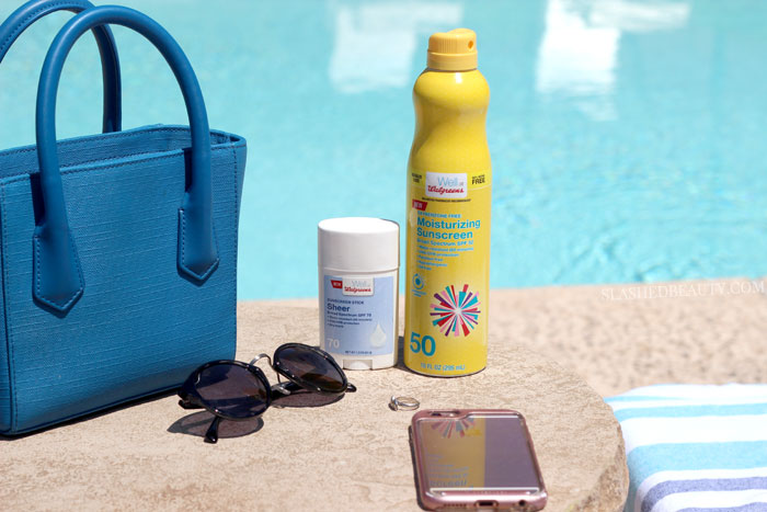 Are you applying sunscreen the right way? Get the skinny on SPF: what it is, how it works and how you should be wearing it for maximum sun protection this summer. | Slashed Beauty