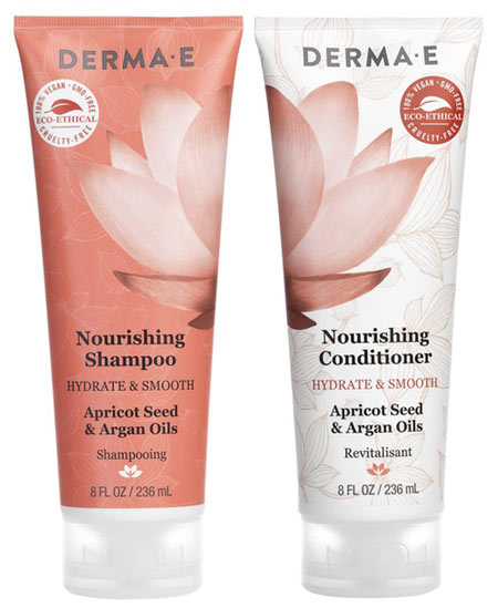 Check out what's new in drugstore makeup & beauty, including the new Derma E Shampoo & Conditioner! | Slashed Beauty