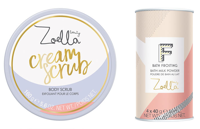 Check out what's new in drugstore makeup & beauty, including the new Zoella Jelly & Gelato collection! | Slashed Beauty