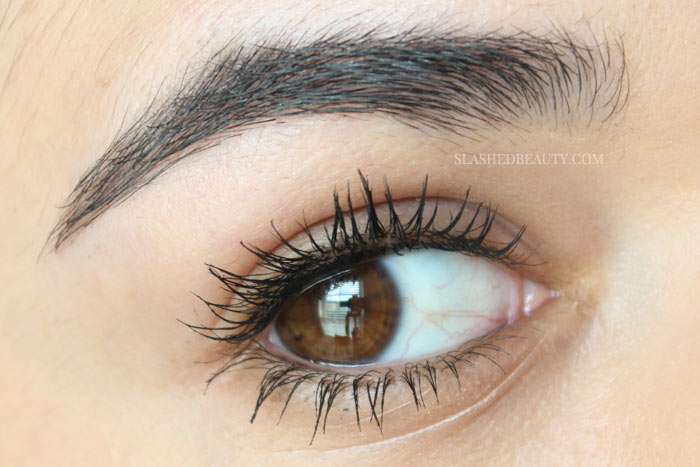 BENEFIT GIMME BROW: Curious about the various Benefit brow products available? Check out my top 5, and see which one fits your style-- from feathery to statement bold. | Slashed Beauty