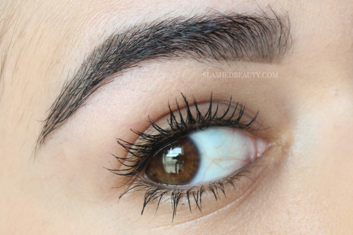 BENEFIT PRECISELY, MY BROW: Curious about the various Benefit brow products available? Check out my top 5, and see which one fits your style-- from feathery to statement bold. | Slashed Beauty