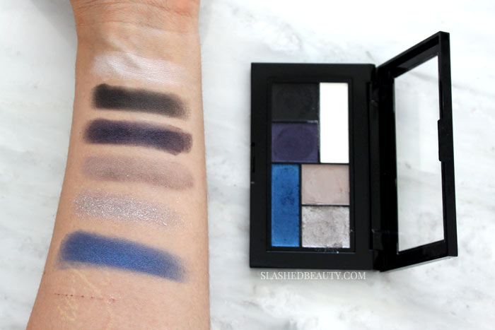 CONCRETE RUNWAY: Are the new Maybelline The City Mini Palettes must-haves? Check out swatches of all six palettes and hear which ones you should pick up or skip. | Slashed Beauty