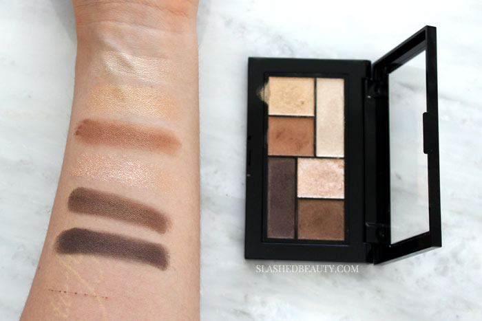 ROOFTOP BRONZES: Are the new Maybelline The City Mini Palettes must-haves? Check out swatches of all six palettes and hear which ones you should pick up or skip. | Slashed Beauty