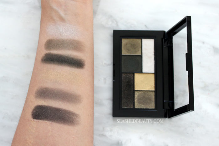 URBAN JUNGLE: Are the new Maybelline The City Mini Palettes must-haves? Check out swatches of all six palettes and hear which ones you should pick up or skip. | Slashed Beauty