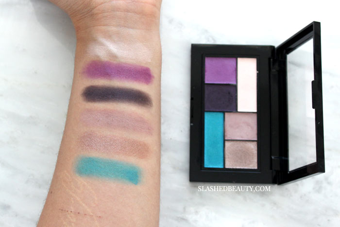 GRAFFITI POP: Are the new Maybelline The City Mini Palettes must-haves? Check out swatches of all six palettes and hear which ones you should pick up or skip. | Slashed Beauty