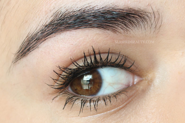 Curious about the various Benefit brow products available? Check out my top 5, and see which one fits your style-- from feathery to statement bold. | Slashed Beauty