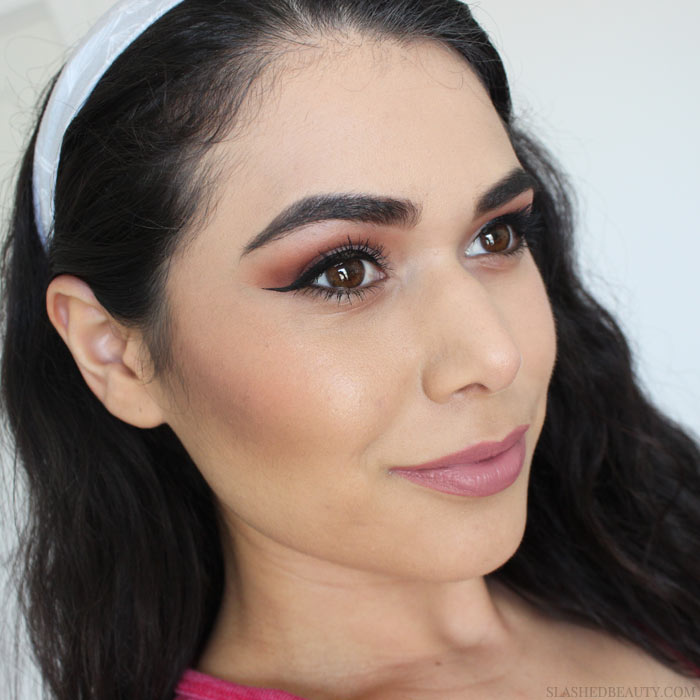 You need to get your hands on the new City Color Cosmetics Blush Cream & Powder Duos for your fall looks. Long lasting & pigmented-- see swatches of all 3! | Slashed Beauty
