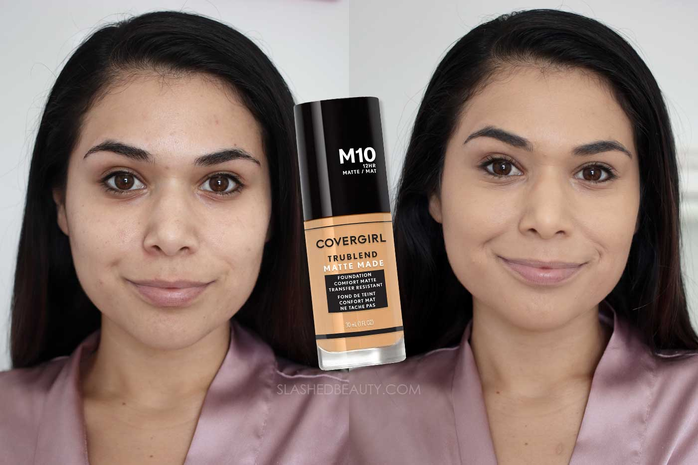 4 Best Full Coverage Drugstore Foundations Slashed Beauty