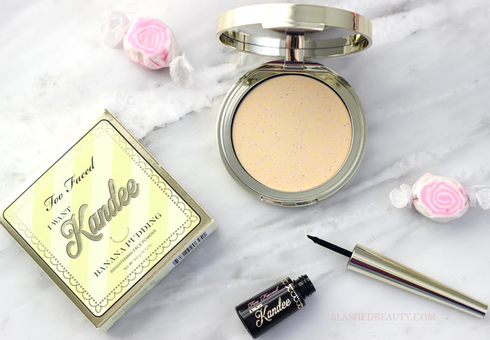 3 Hyped Makeup Products I Hated: Too Faced I Want Kandee Banana Pudding Powder | Slashed Beauty