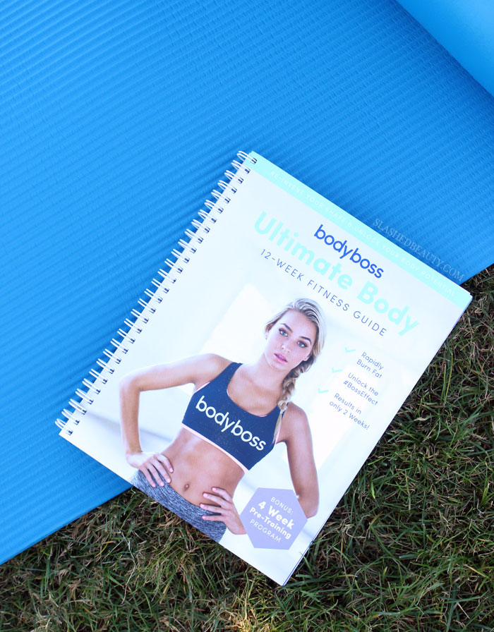 I tried BodyBoss to help get me ready for my wedding. Hear my thoughts as someone who is a gym member and former fitness bootcamp participant! | Slashed Beauty