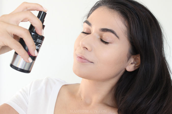 Don't get stuck redoing your makeup-- use these genius foundation hacks to fix common makeup mistakes! | Slashed Beauty