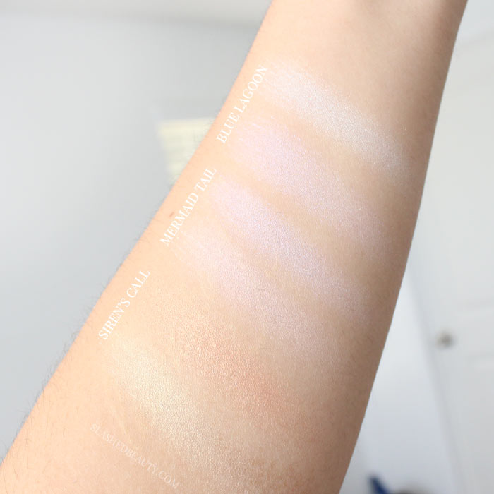 Take a closer look at the new e.l.f. Prismatic Highlighting Duos-- formerly the Highlighting Holographic Duos! Why did they change their name? Read more... | Slashed Beauty