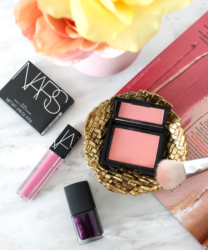 Why does your blush fade too quickly? Probably because you're not applying it correctly! Check out this tip I learend from a NARS senior artist. | Slashed Beauty