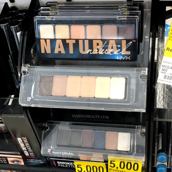 Walgreens is rolling out makeup testers -- one of the first I've seen in the drugstore! Have you seen drugstore makeup testers near you? | Slashed Beauty