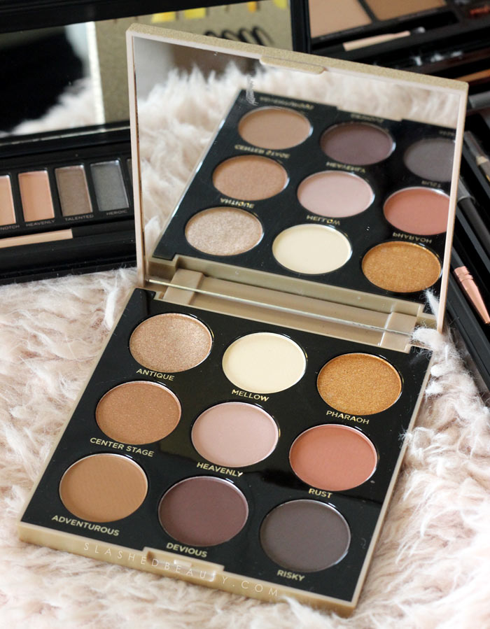 Profusion makeup palette