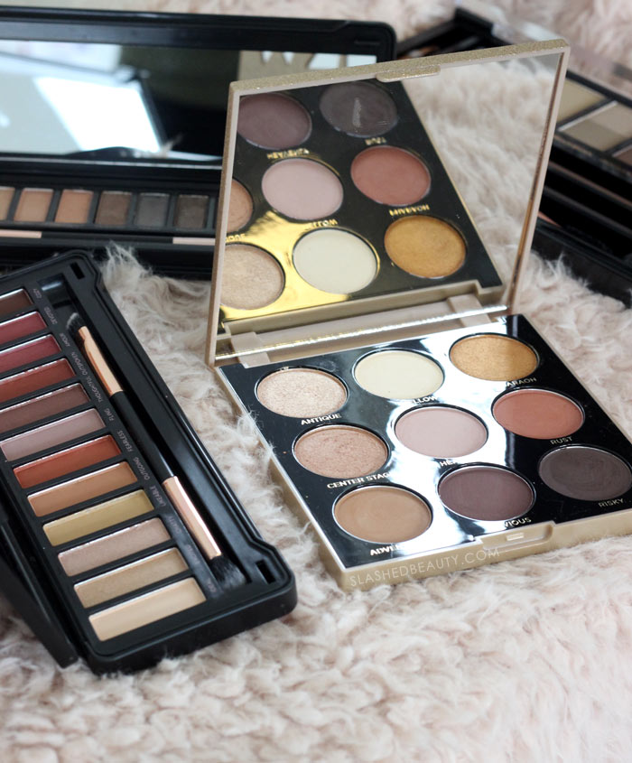 Discover new drugstore makeup: Profusion Cosmetics! Check out these reviews & swatches of the must-have palettes. | Slashed Beauty