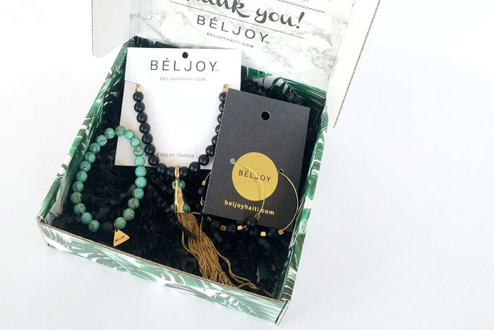 Beljoy Jewelry Subscription Box: Discover new lifestyle and beauty subscription boxes to try this year to make your mailbox more exciting! | Slashed Beauty
