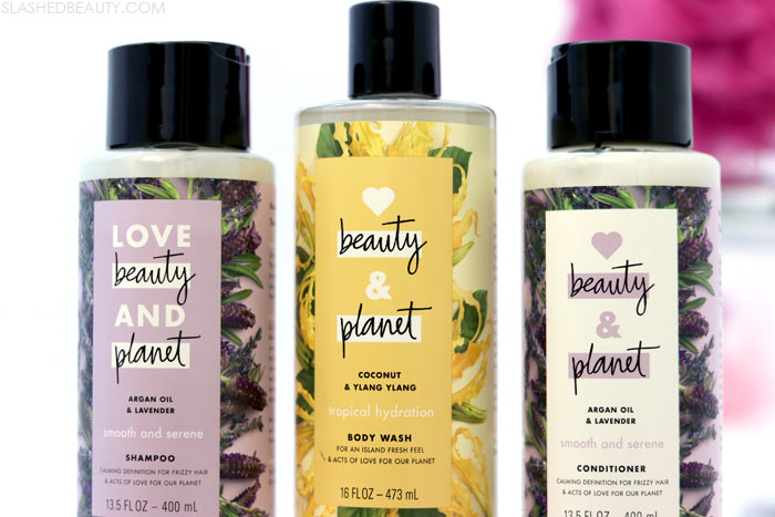 You're going to want to add a little Love Beauty and Planet to your shower after reading this review! Discover the eco-friendly, cruelty free and budget-friendly beauty brand. | Slashed Beauty