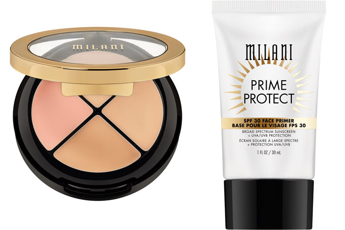 Take a look at the new drugstore makeup and beauty launches from Milani and other fave brands that popped up on shelves in February 2018! | Slashed Beauty
