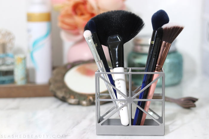 These ride or die makeup brushes are staples in my collection and help me complete my makeup routine with ease. Check em out! | Slashed Beauty