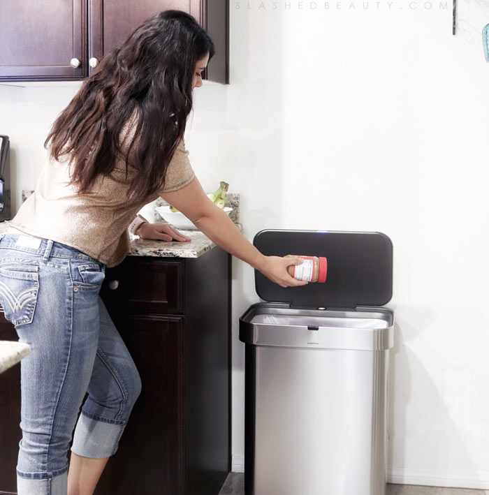 -- USE SENSOR TRASH CANS TO STOP GETTING SICK! Find yourself sick often? Here are three tips to avoid the flu and stop getting sick so frequently, tried and true from your friendly neighborhood sick kid!   Slashed Beauty