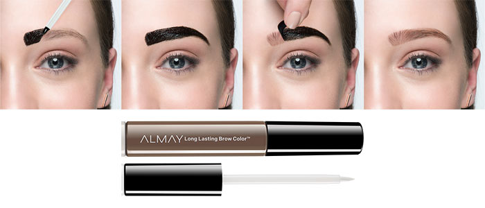 Almay Long Lasting Brow Color: Check out the new drugstore makeup and beauty launches hitting shelves in March 2018! | Slashed Beauty