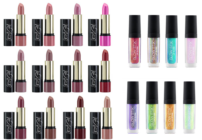 New Jesse's Girl Lipsticks: Check out the new drugstore makeup and beauty launches hitting shelves in March 2018! | Slashed Beauty