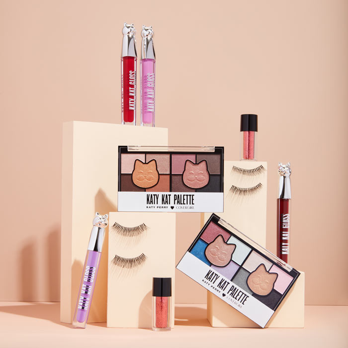 New Katy Kat Makeup from COVERGIRL: Check out the new drugstore makeup and beauty launches hitting shelves in March 2018! | Slashed Beauty