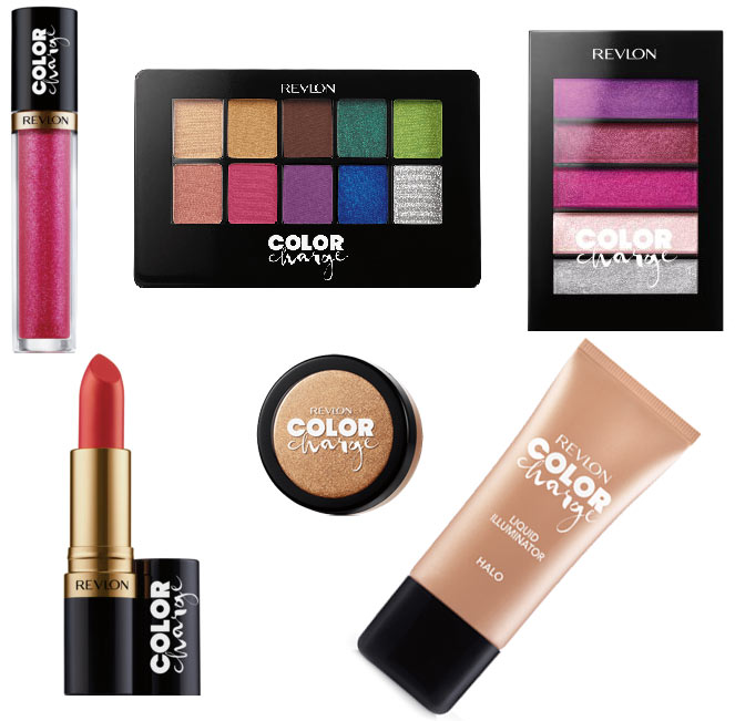 New Revlon Color Charge Collection: Check out the new drugstore makeup and beauty launches hitting shelves in March 2018! | Slashed Beauty