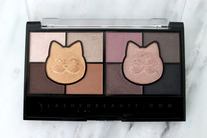 Hot Kat Swatches: Check out the newest products from the Katy Perry x COVERGIRL collaboration-- the Katy Kat Palettes. See swatches!   Slashed Beauty