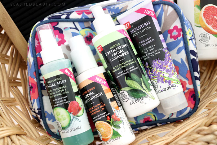 New Walgreens Beauty Brand Skin Care: Check out these beauty essentials to pamper mom with for Mother's Day! | Slashed Beauty