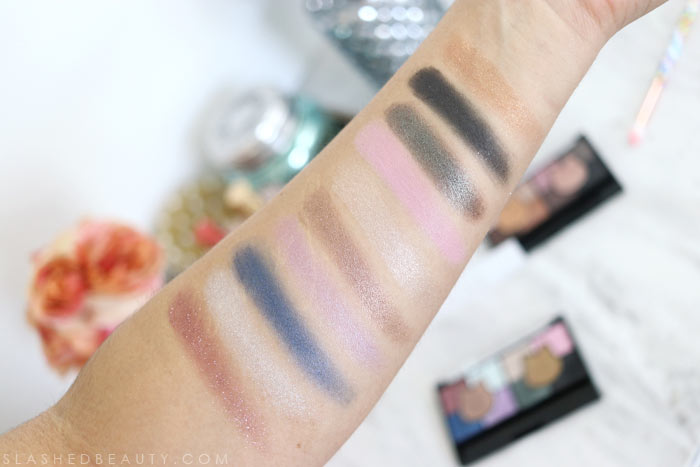 Cool Kat Swatches: Check out the newest products from the Katy Perry x COVERGIRL collaboration-- the Katy Kat Palettes. See swatches!   Slashed Beauty