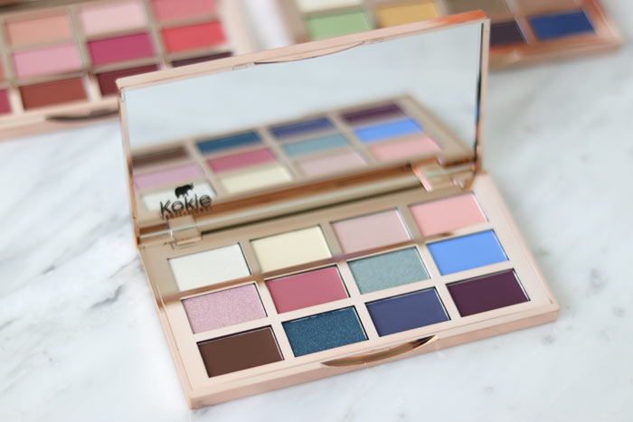 Utopia: Take a look at the brand new budget-friendly Kokie Cosmetics Artist Palettes with swatches. | Slashed Beauty