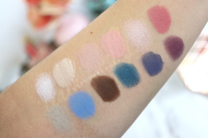 Utopia: Take a look at the brand new budget-friendly Kokie Cosmetics Artist Palettes with swatches.   Slashed Beauty