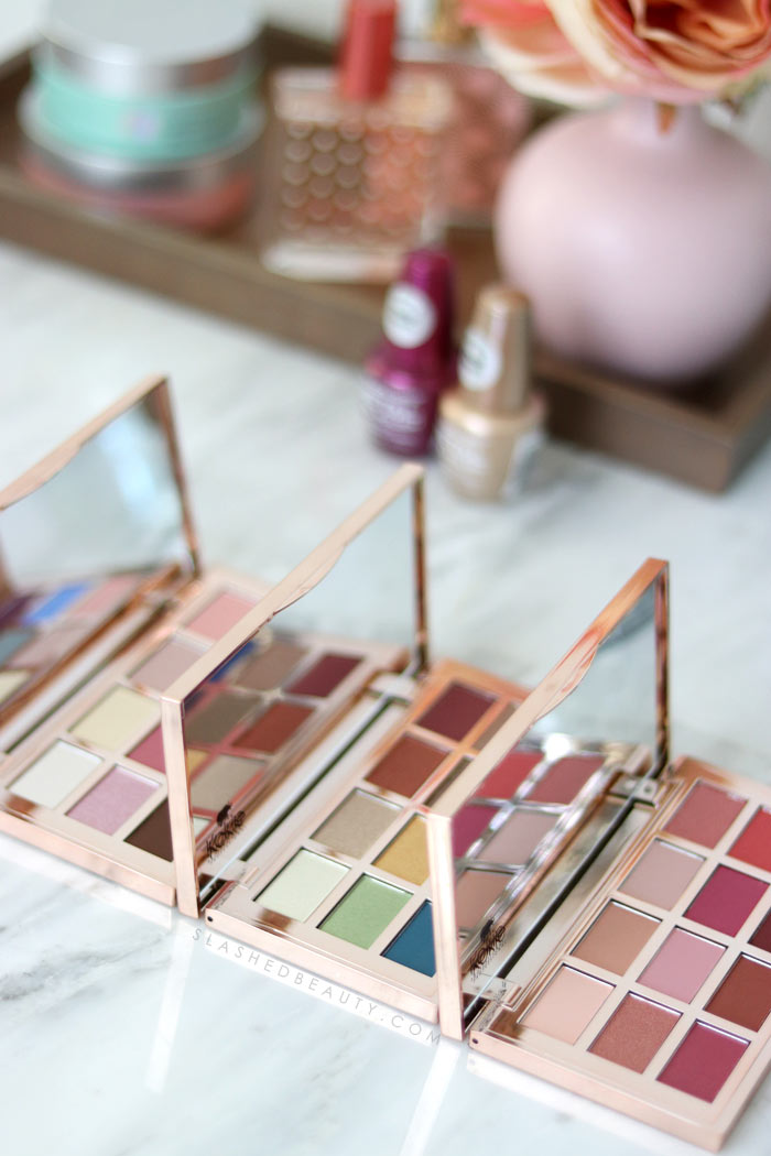 Take a look at the brand new budget-friendly Kokie Cosmetics Artist Palettes with swatches.   Slashed Beauty