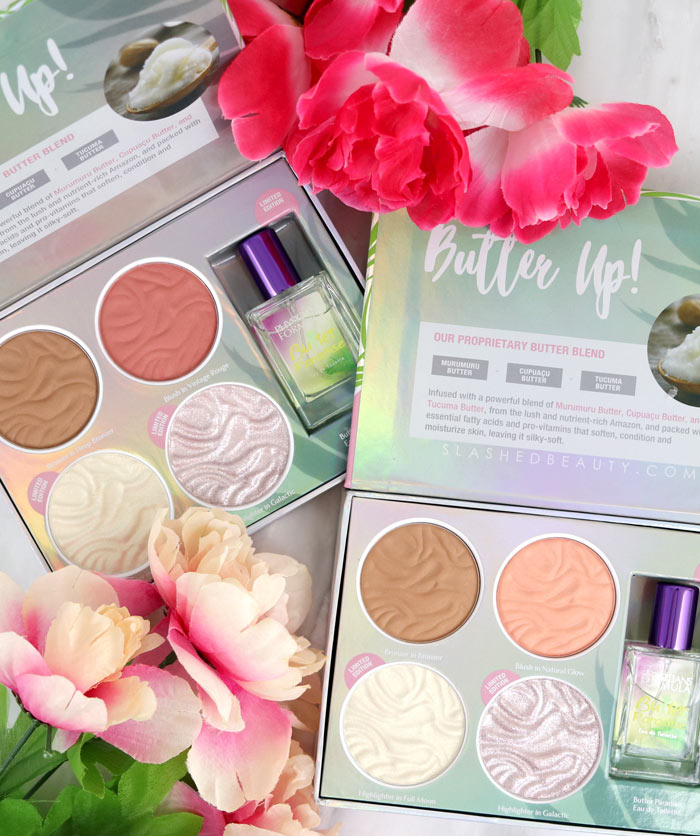 The new limited edition Physicians Formula Butter Palettes: see swatches and which one to pick up for your favorite looks. | Slashed Beauty