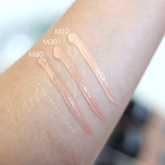 See a full wear test and review of the new Covergirl TruBlend Matte Made Foundation. What's the coverage and how long does it last? | Slashed Beauty