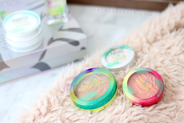 Take a peek at the new Physicians Formula Butter Collection limited edition box!   Slashed Beauty