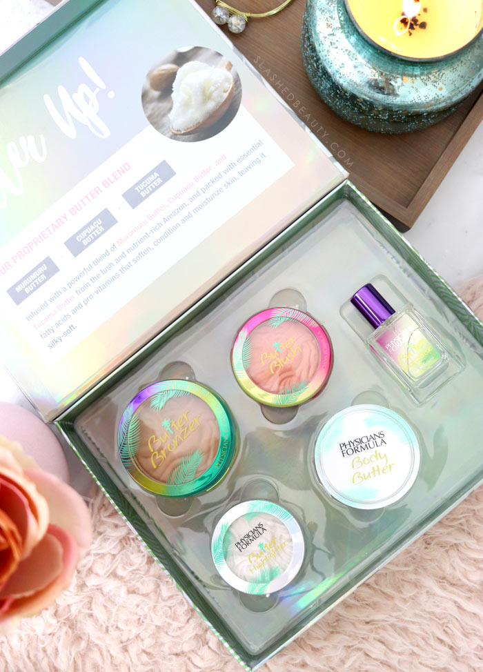 Take a peek at the new Physicians Formula Butter Collection limited edition box! | Slashed Beauty