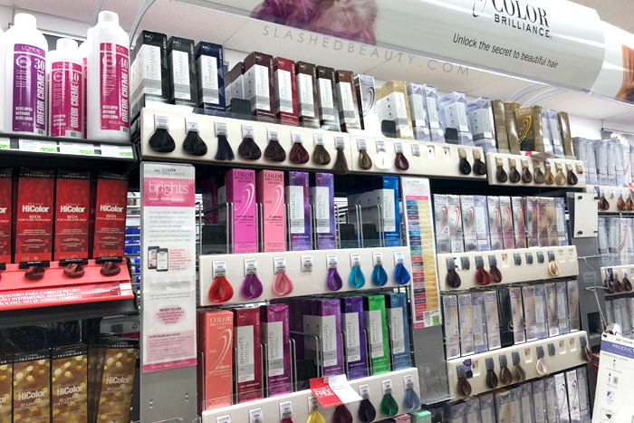 Best place to buy hair color supplies: Have you paid attention to what's at Sally Beauty lately? Here are the beauty staples you should be picking up at Sally Beauty. | Slashed Beauty